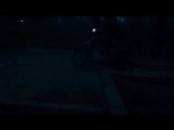 Прыжок на скутере