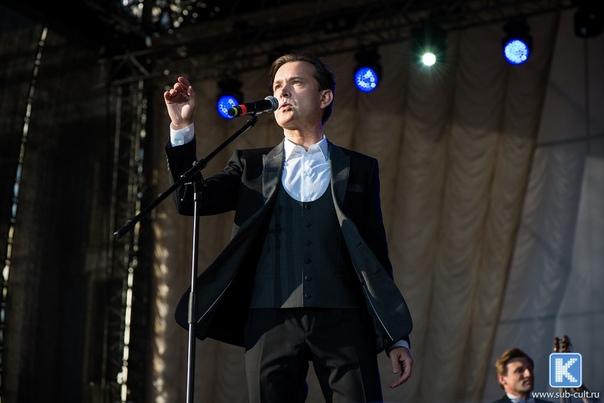 2 июня  2018 г, участие Олега Погудина в фестивале «Петербург live», посвященном 80-летию Владимира Высоцкого, СПт-г AdV95DFBMFY