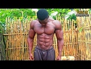 African LION: Kulbila Samson - Training in the Jungle - Motivational video