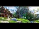 Кунг фу Панда 3 Фрагмент Деревня Панд