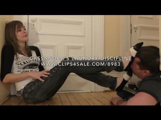 Cassandra's Laundry Discipline - www.clips4sale.com/8983/18707799