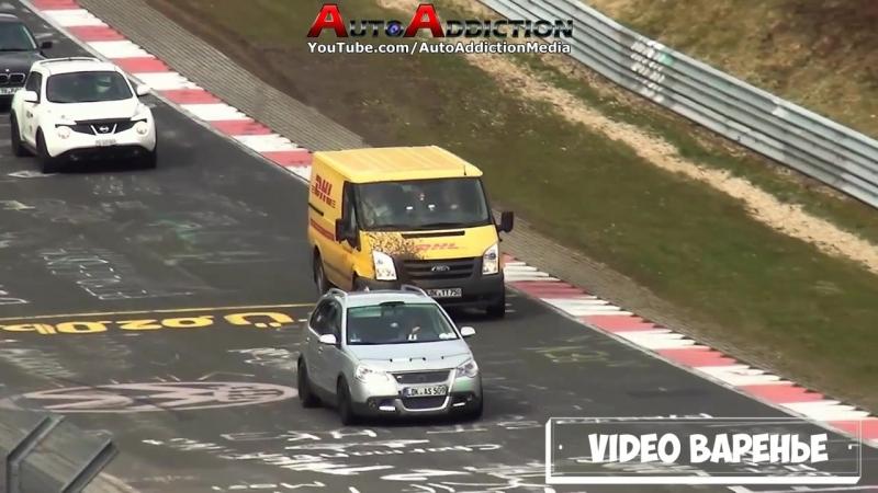 Подборка необычных моментов на гонках (VIDEO ВАРЕНЬЕ)