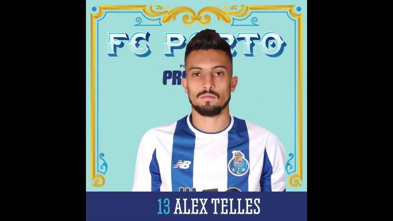 Este é o nosso 11 para hoje 🔵⚪ FCPorto ExceedYourself @ProzisPortugalProzis VFCFCP