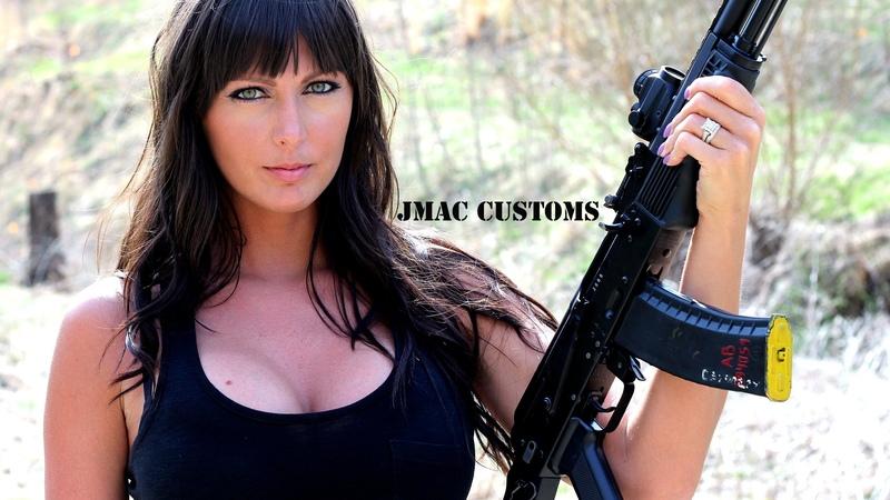 Full Auto Bulgarian AK-105 - JMac Customs
