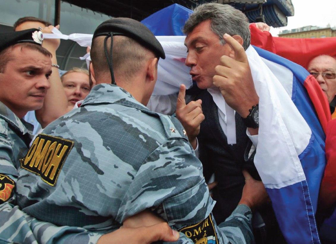 О создании Комитета действий, посвященных памяти Бориса Немцова