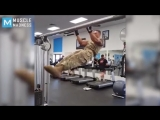 ARMY MONSTER - Super Soldier Diamond Ott _ Muscle Madness