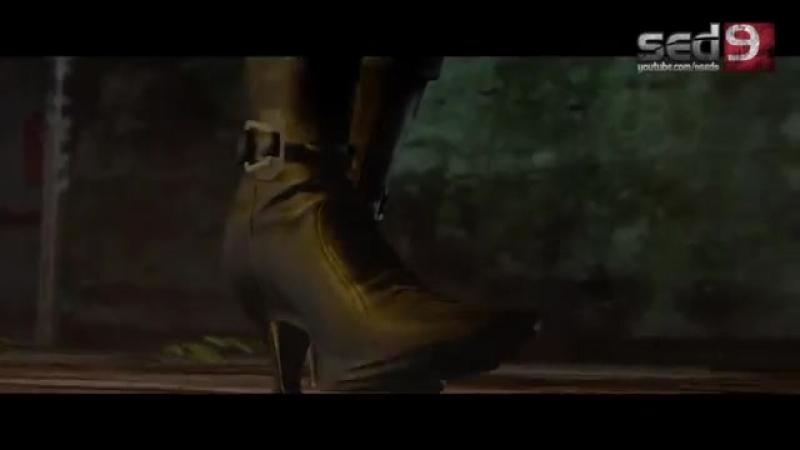 Resident Evil 6 [Ada Wong] 50 - Спасение Джейка и Шерри, Ада миротворец