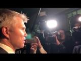 Министр спорта РФ Павел Колобков объясняет, как