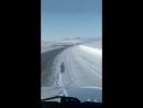 дорога домой из Воркуты на Воргашор 14 марта 2018 1 часть