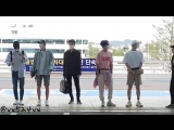 Fancam 180824 VIXX Leo, Ken, Ravi, Hongbin, Hyuk on Incheon Airport