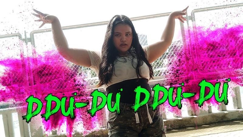FAT GIRL DANCES TO DDU-DU DDU-DU - BLACKPINK (뚜두뚜두)' PH COVER