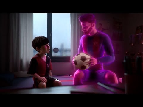 Lionel Messi - Animated Movie | Heart Of A Lio | HD