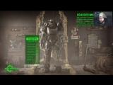 Хардкорный Fallout 4 без HUD