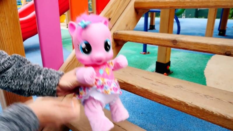 Видео обзор Малютка Пони Пинки Пай