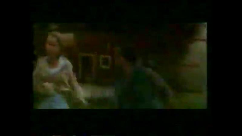 Фрагмент анонса фильма Слава в титрах, спонсоры показа, заставка канала, часы и заставка Кино в 21:00 (СТС, 27.05.2004)