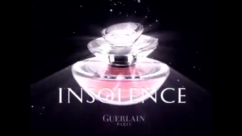 Guerlain Insolence commercial advertise 360p