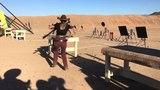 Winter Range 2016 - Top 16 Shootout - Cowboy Action Shooting- SASS Kicker and Shamrock Sadie