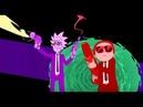 Rick and Morty Gesaffelstein Viol Music Video