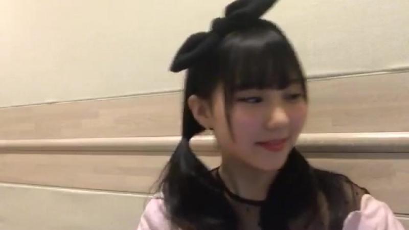 24. Tanaka Miku - Sakuranbo wo Musuberuka (HKT48)