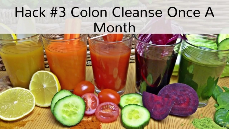 This Video on YouTube To Learn 5 Tips To Colon Cleanse against Constipation