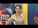 Anna Hopkins at the Teen Choice Awards 2018 at The Forum on August 12, 2018