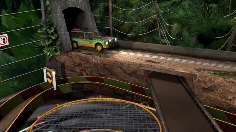 Pinball FX3 - Jurassic World Pinball