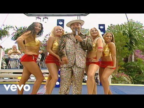 Lou Bega - Just A Gigolo / I Ain't Got Nobody (ZDF-Fernsehgarten 05.08.2001) (VOD)