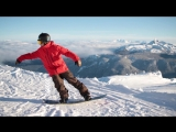 Snowboard Addiction| Buttering (Goofy) - Basic Buttering Position Goofy