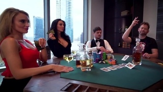 Two Sexy Girls Play Strip Poker · #coub, #коуб