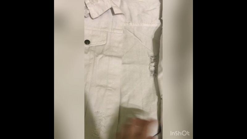 Суперская джинсовая курточка 😍 качество на высоте 👍 Еще больше здесь 👉🏻 vk.com/album452499853_253858123
