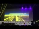 Стэн Буш и светомузыка Бумбльбе на Comic-Con 2018