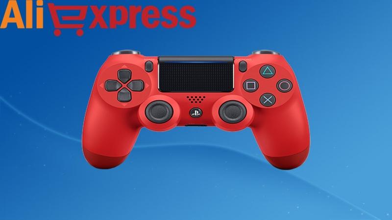 [MuskratDesman] Dualshock 4 с Aliexpress или бесплатный геймпад