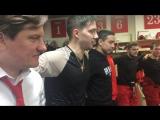 Никита Беспалов. Супертяжёлый матч
