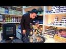 树的烟具,水烟视频318 试抽zero tobacco 零度水烟膏ho ho ho味道 冰霜味冰冻冰凉白搭口216