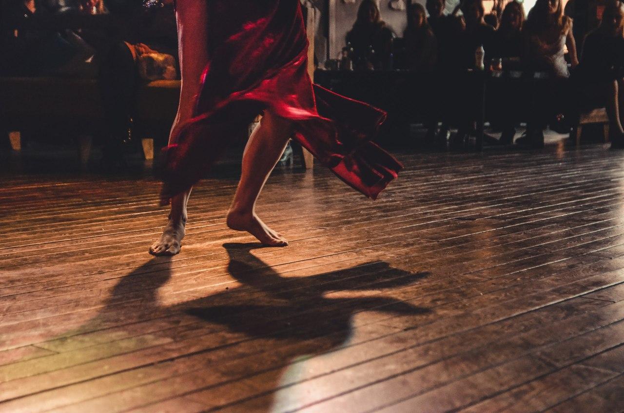 Афиша Красноярск Танцы со смыслом: Ecstatic Dance!