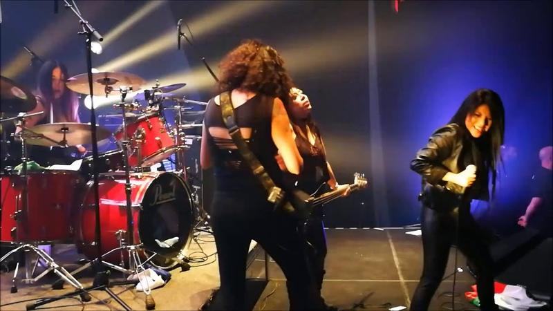INTROTYL live trois rivieres metalfest 2018