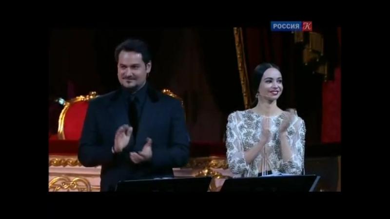 20-я церемония вручения премии Золотая маска Москва,Большой театр,2014 год.