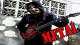 Terrible Liga del Mal - YOU ARE MY DESTINY (PAUL ANKA metal cover)