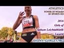 2016 Girls of Spitzen Leichtathletik Luzern