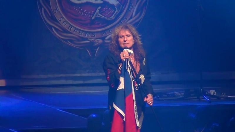 Whitesnake - Here I Go Again ( DVD_BR - Movistar Arena Santiago de Chile - 13.09.2016 )
