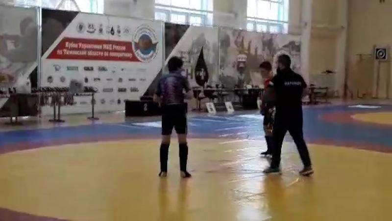 Саламов Рустам (Панкратион,18.02.18, Финал)