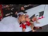 36 Фёдор Емельяненко - Antonio Silva, Strikeforce - Fedor vs Silva, 12.02.2011