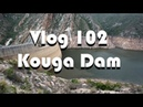 Vlog 102 Kouga Dam Water Level 2018 Amper LEEG The Daily Vlogger in Afrikaans