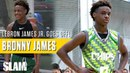 LeBron James Jr. goes OFF in the George Hill Invitational! Full Highlights of Bronny