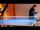 Турнир по настольному теннису 16 03