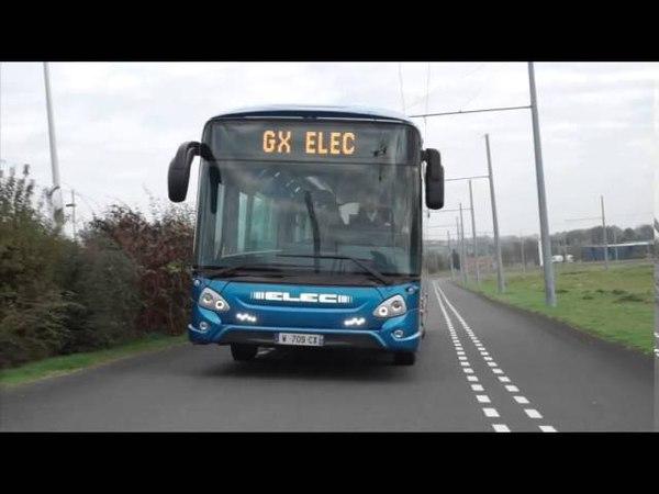 Heuliez Bus The 100% electric GX ELEC bus range