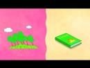 ЛЕВО ПРАВО - Детская песенка мультик обучалка для самых маленьких детей малышей про зверей и машинки.mp4