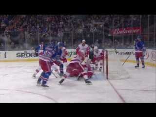 NHL 2017/11/24 RS: Detroit Red Wings vs New York Rangers | FS Red Wings