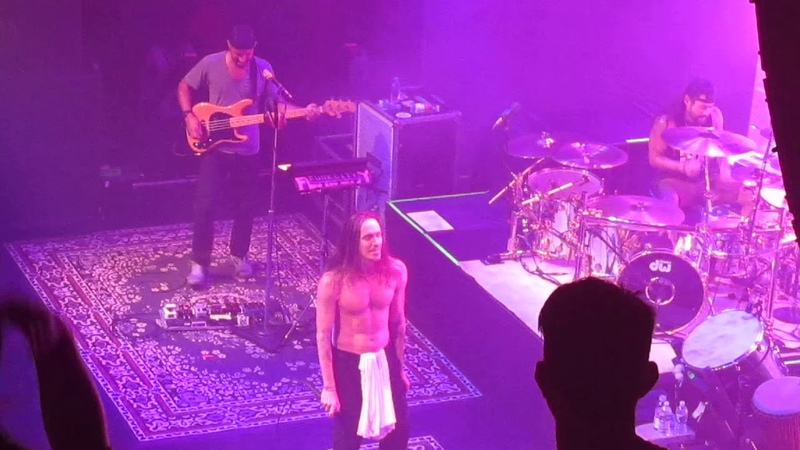 Incubus - A Crow Left of the Murder - LIVE - Silver Spring, MD 8-12-2018