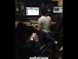 Kizaru записывает новый трек на студии [Рифмы и Панчи]
